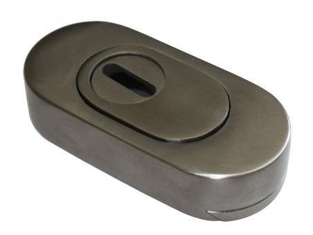 Schutzrosette mit Kernziehschutz 75 x 36 x 16 (1 ST)