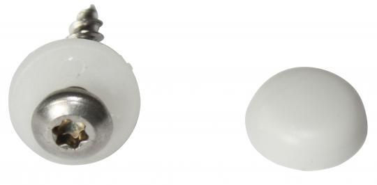 Alufensterbankschraube mit Scheibe, A2, TX15, natur blank 3.9x20 (1000.0 ST)