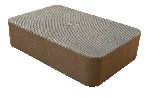 Lastabtragungsklötze / Abstandshalter / Unterlegplatten, grau 60x40x15 mm (500 ST)