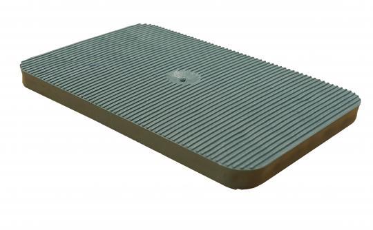 Lastabtragungsklötze / Abstandshalter / Unterlegplatten, grün 60x40x5 mm (1000 ST)