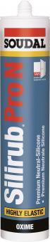 Silikon Kartusche, geruchsneutral, brilliant weiß 310 ml ( 15 ST )