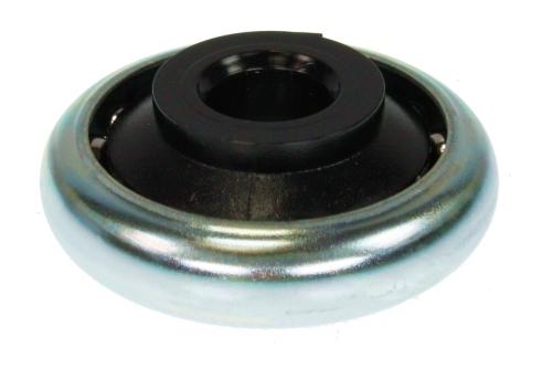 Kugellager 40x10 mm mit Bund, Kunststoffring (1 ST)