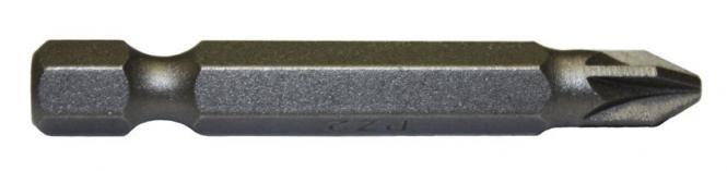 Bit Einsatz Pozi PZ2, Länge 50 mm 2 x 50 mm