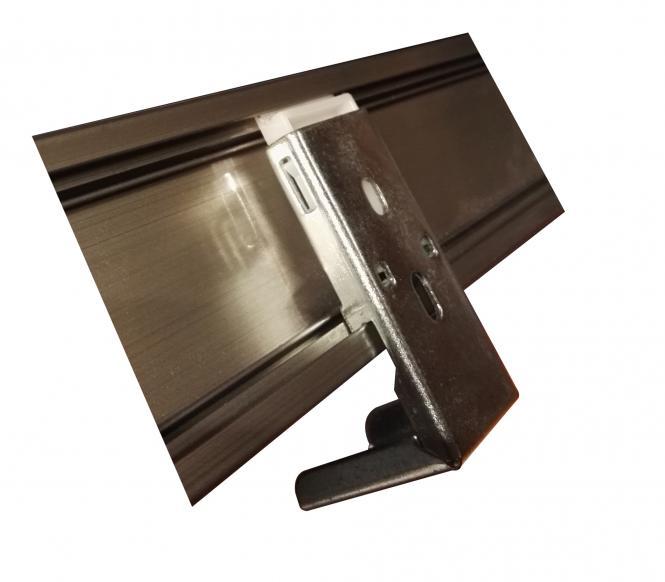 heicko e ast gmbh wand und deckenlager passend zur rollo f hrungsschiene. Black Bedroom Furniture Sets. Home Design Ideas